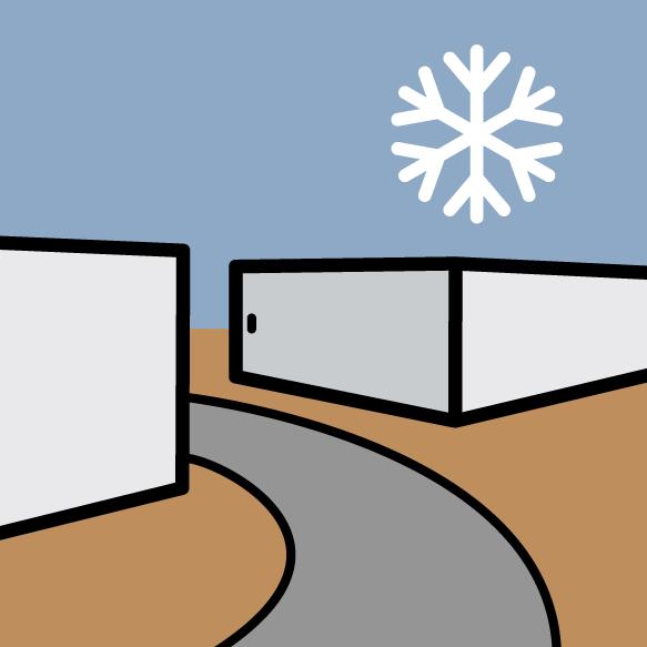 Öffnungszeiten Wertstoffhöfe Winter