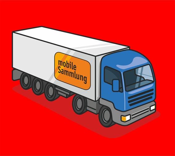 mobile Schadstoffsammlung